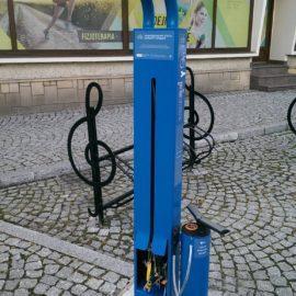 8 stacji napraw rowerów w projekcie Polsko Czeskie Doładowanie